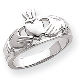 D1855 white gold ring