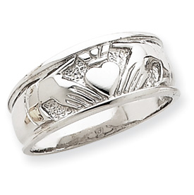 D3114 white gold ring
