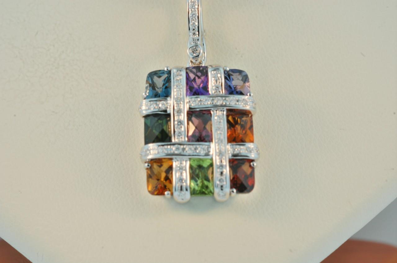 bellari multi gemstone 1114WM