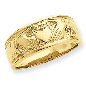 k3854 yellow gold ring