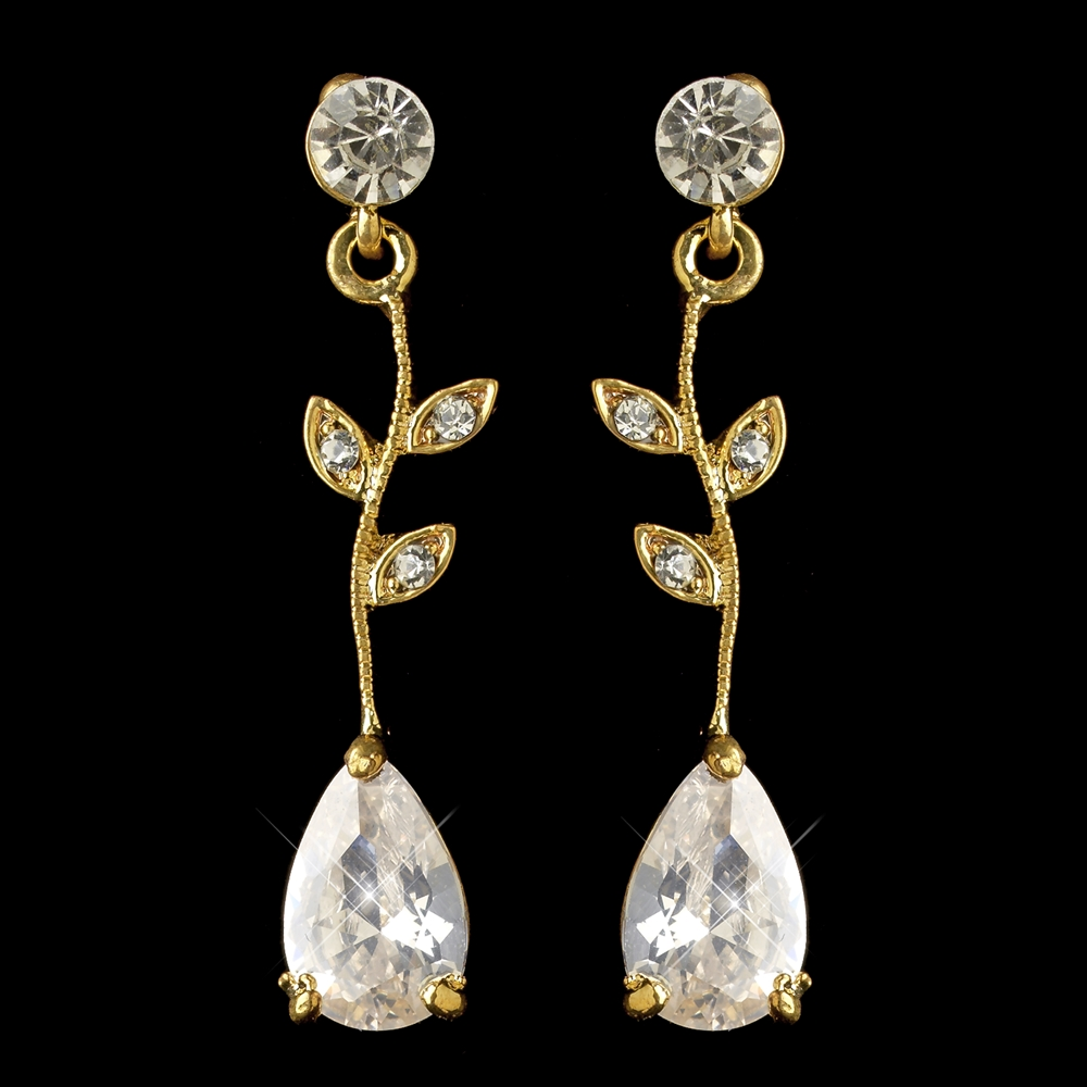gold-cubic-zirconia-drop-and-vine-earrings-e-2657-5