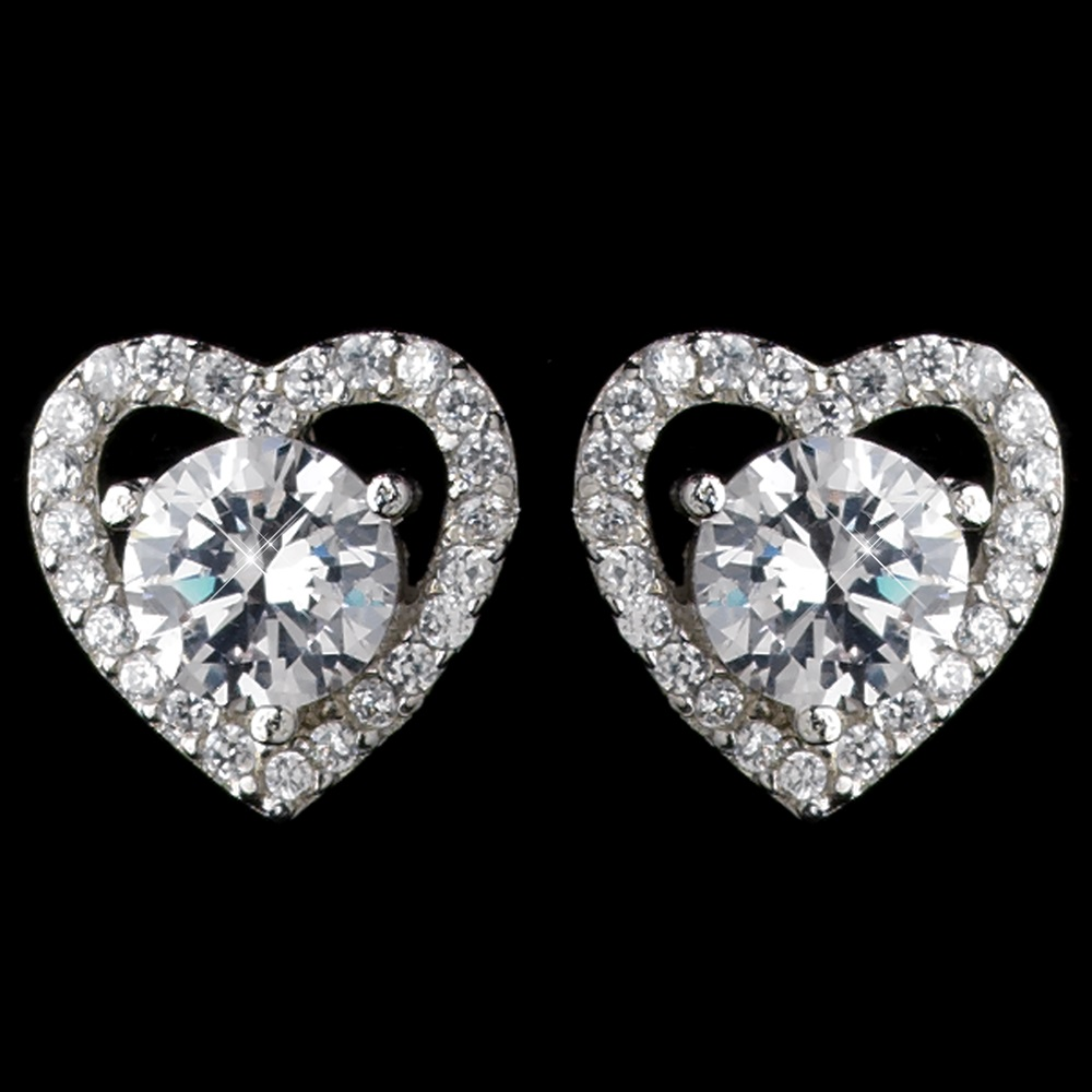 rhodium-clear-cz-crystal-heart-stud-earrings-9205-4