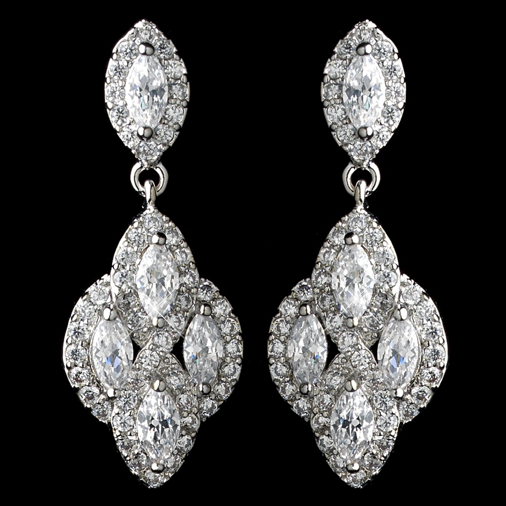 rhodium-clear-cz-crystal-pear-drop-earrings-9619-4