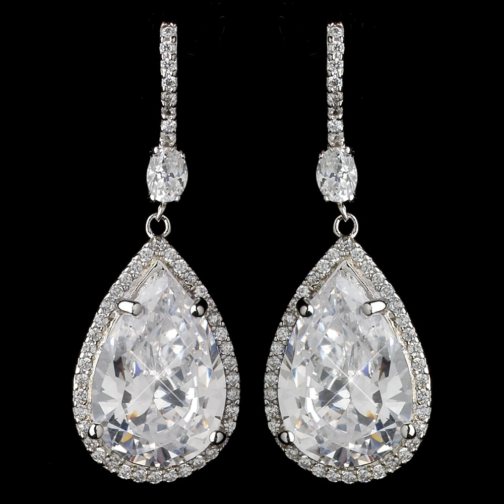 rhodium-clear-cz-crystal-pear-teardrop-earrings-9207-4